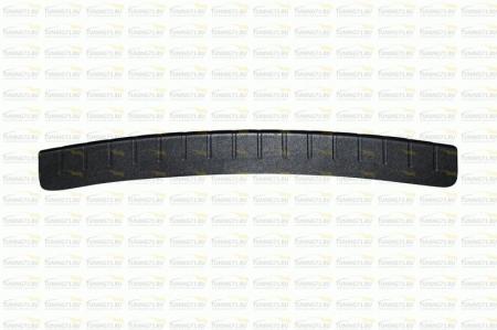 Chevrolet-Сruze 2009—н.в.-Накладка на задний бампер-шагрень