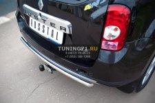 Renault Renault Duster 4x4 защита заднего бампера d42 (дуга) RD4Z-000444