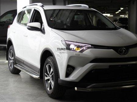 Пороги лист d-53 Toyota Rav-4 2015-наст.вр.