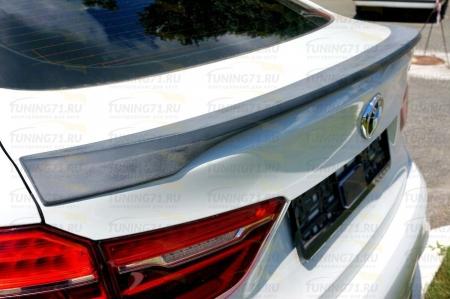 BMW X6 F16 Спойлер(Реплика) M Performance