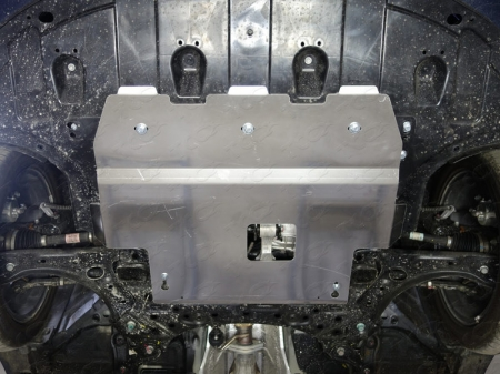 Hyundai Elantra 2016- Защита картера (алюминий) 4мм