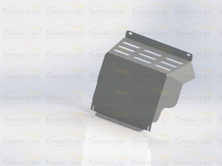 MITSUBISHI L200 2015- Защита радиатора ZKML20015-001