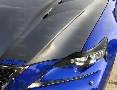Lexus IS 2013- IIIАБСРеснички на фары Lexus IS 2013- III