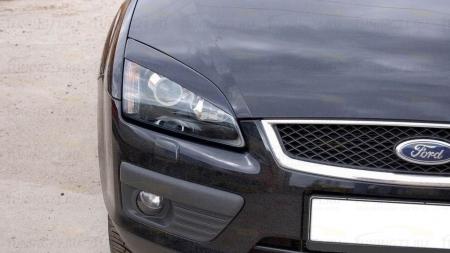 Ford, Focus 2 2004-2008 Реснички, передние 2шт