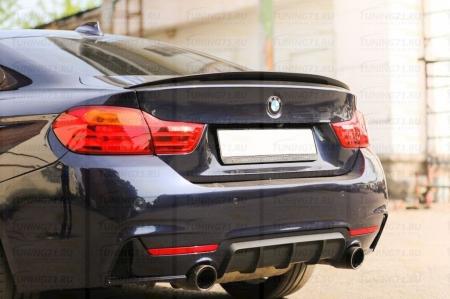 Лип Спойлер BMW 4-series (F32) 2013-