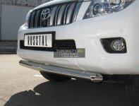 Toyota LC Prado 150 защита переднего бампера d 76 PNZ-000471