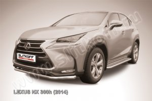 LEXUS NX 300h (2014)-Защита переднего бампера d57