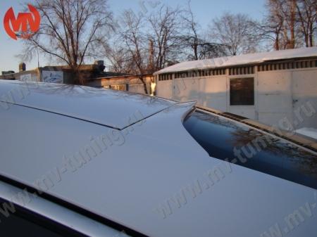 АБС-пластик Козырек на стекло Mazda 6 2013- var №1 BROOMER Design