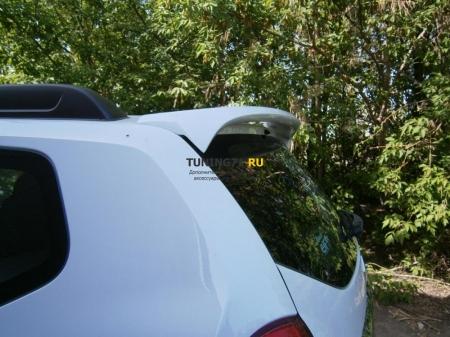 2011 -  Renault Duster Спойлер ABS пластик Спойлер 1 шт.