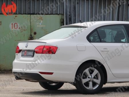 АБС-пластик Козырек на заднее стекло VW Jetta VI
