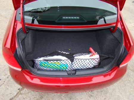 Сетка Багажника VW Polo Sedan